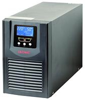 Онлайн ИБП, Small Basic, 1000VA/800W, 2xSchuko, ток зарядки 5А, 3x7Ач