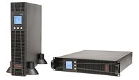 Онлайн ИБП, Small Convert, 2000VA/1800W, Rack 3U, без АКБ