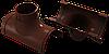 Воронка центральная (шоколад)