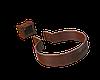 Хомут трубы (шоколад)