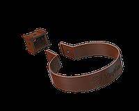 Хомут трубы (шоколад), фото 1