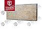 Термопанель облицовочная завода TEPLOSTIL. Фактура Руст с утеплителем 50 мм, фото 5