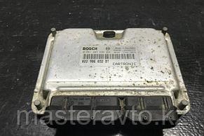 Блок управления двигателем Porsche Cayenne 2003-2009