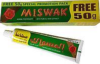 Зубная паста с мисваком Dabur Miswak 75гр