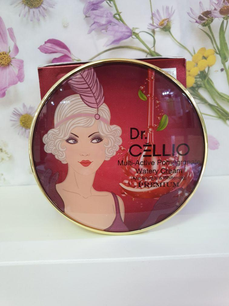 Крем для лица Dr.cellio Multi-Active  Promegranate Watery Cream 100 g.