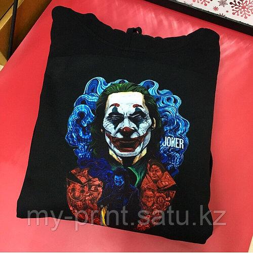 Толстовка с Джокером, Joker Hoodie.