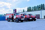 Автоцистерна пожарная АЦ-4,0-40 (43206)  На базе Урал 43206; Насос: С насосом заднего расположения, фото 9