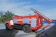 Автоцистерна пожарная АЦ-4,0-40 (43206)  На базе Урал 43206; Насос: С насосом заднего расположения, фото 8