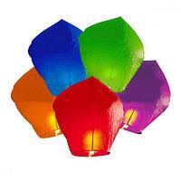 Фонарик небесный Sky lanterns. Форма бриллианта. 90Х45 см.