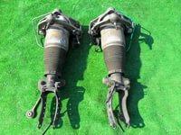 Амортизатор пневмостойка передняя на  Porsche Cayenne 2003-2009