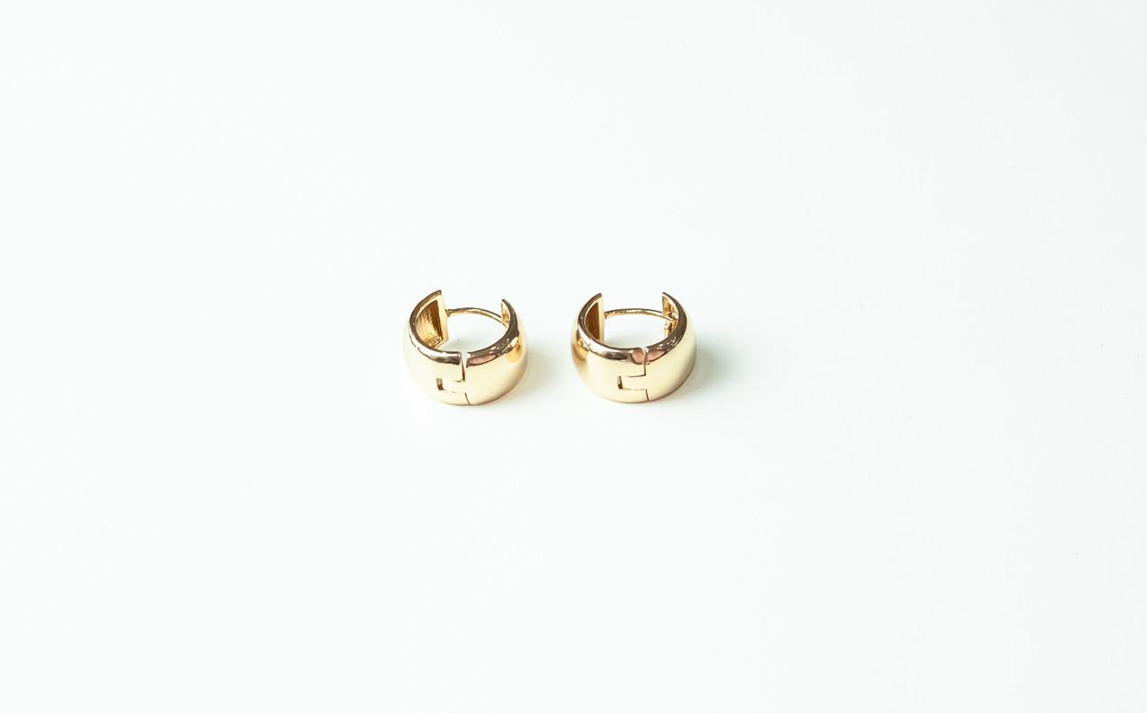 Серьги Brosh Jewellery (Мед. сталь)