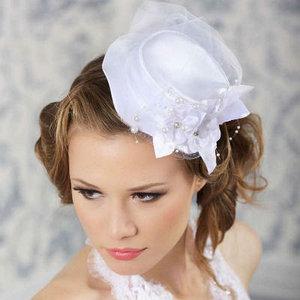 свадебные и вечерние головные уборы