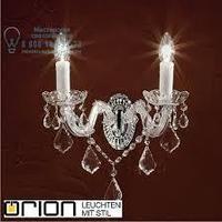 Настенные светильники Wa 2-1337/2MT silber