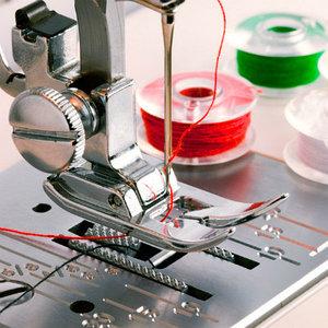 швейные материалы и оборудование, общее