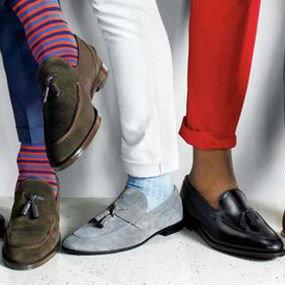 мужская обувь, общее