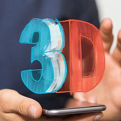 3D-дизайн, моделирование