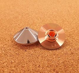 Сопло двойное 1.8 мм для Precitec лазерных станоков