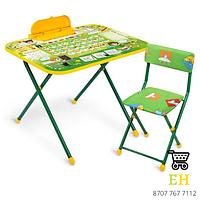 Комплект детской мебели «Первоклашка» (арт. Комплект «Первоклашка»