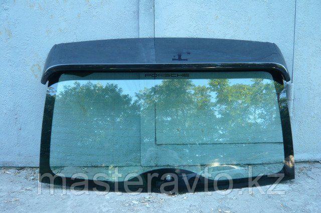 Стекло  багажника Porsche Cayenne 2003-2009 Б/У