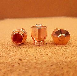 Сопло одинарное 1 мм для Unimach лазерной резки