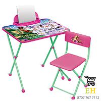 Комплект детской мебели «Феи. Азбука» (арт. Д2Ф1)