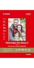 Canon 2311B019 Фотобумага глянцевая CPP-201 Photo Paper Glossy PP-201, A4, 20 листов