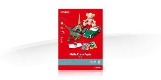 Canon MP101 Фотобумага матовая Matte Photo Paper , A4, 50 листов