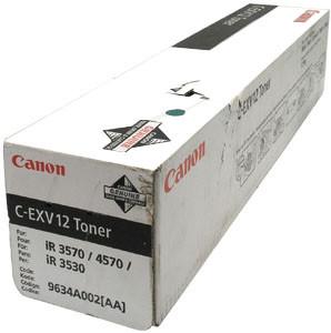 Canon 9634A002 Тонер-картридж C-EXV12 Лазерный черный