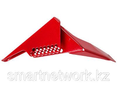 Уголковый блокиратор шарового вентиля
