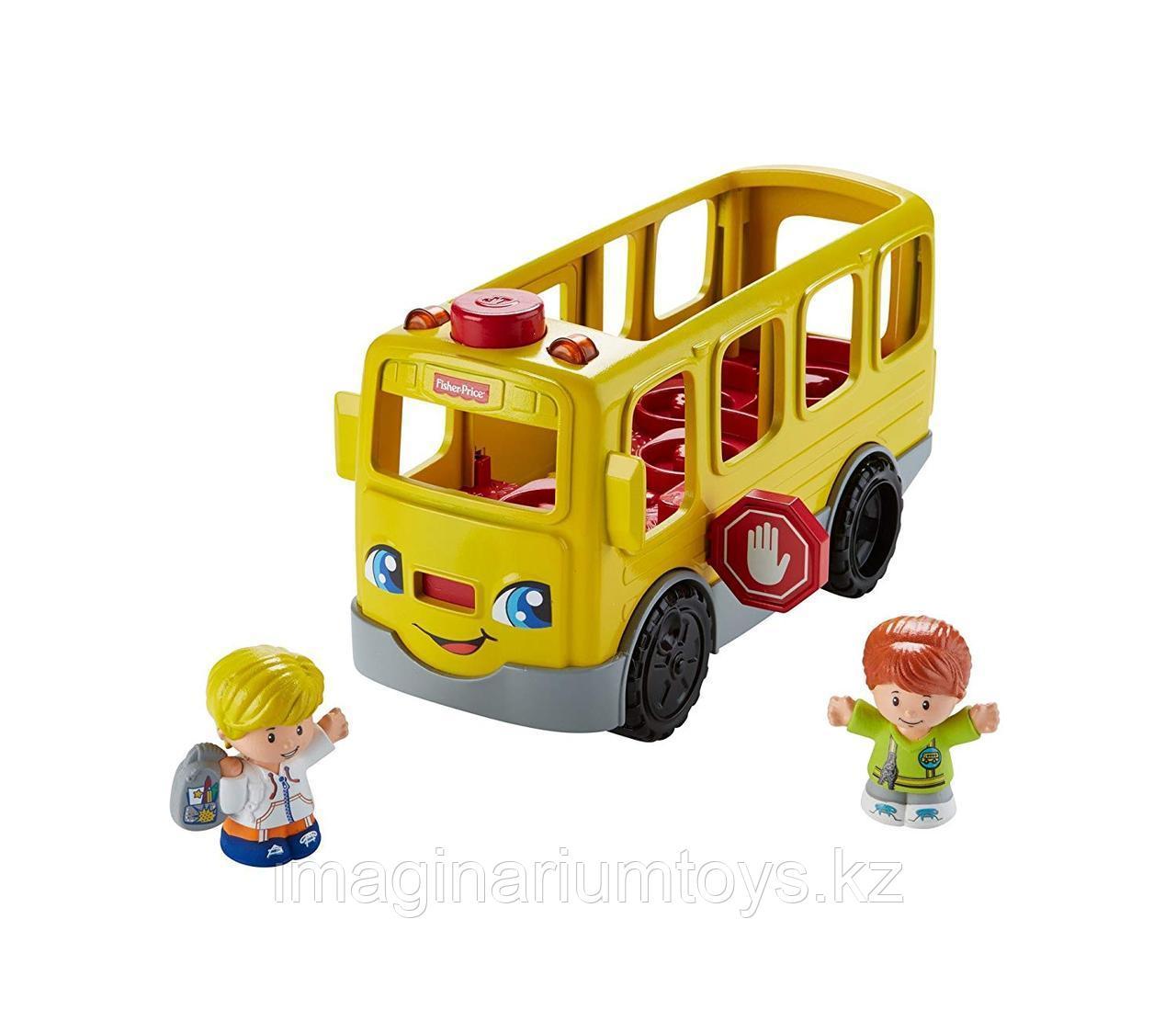 Развивающая интерактивная игрушка «Автобус»