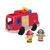 Игрушка для детей «Пожарная машина» со звуком и светом, фото 1