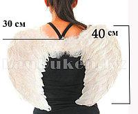Крылья ангела белые (размер S 40*30 см)