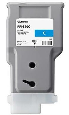 Canon 2891C001 Картридж PFI-320 Cyan (300 ml)