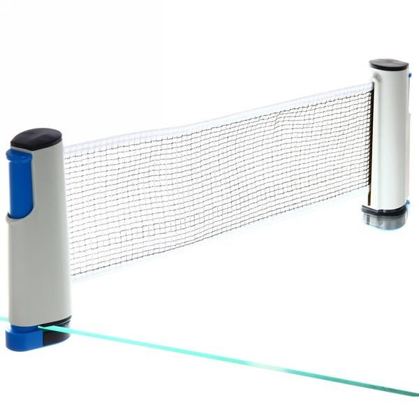 Сетка для настольного тенниса с креплением бинокл