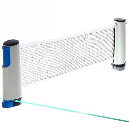 Сетка для настольного тенниса с креплением бинокл, фото 2