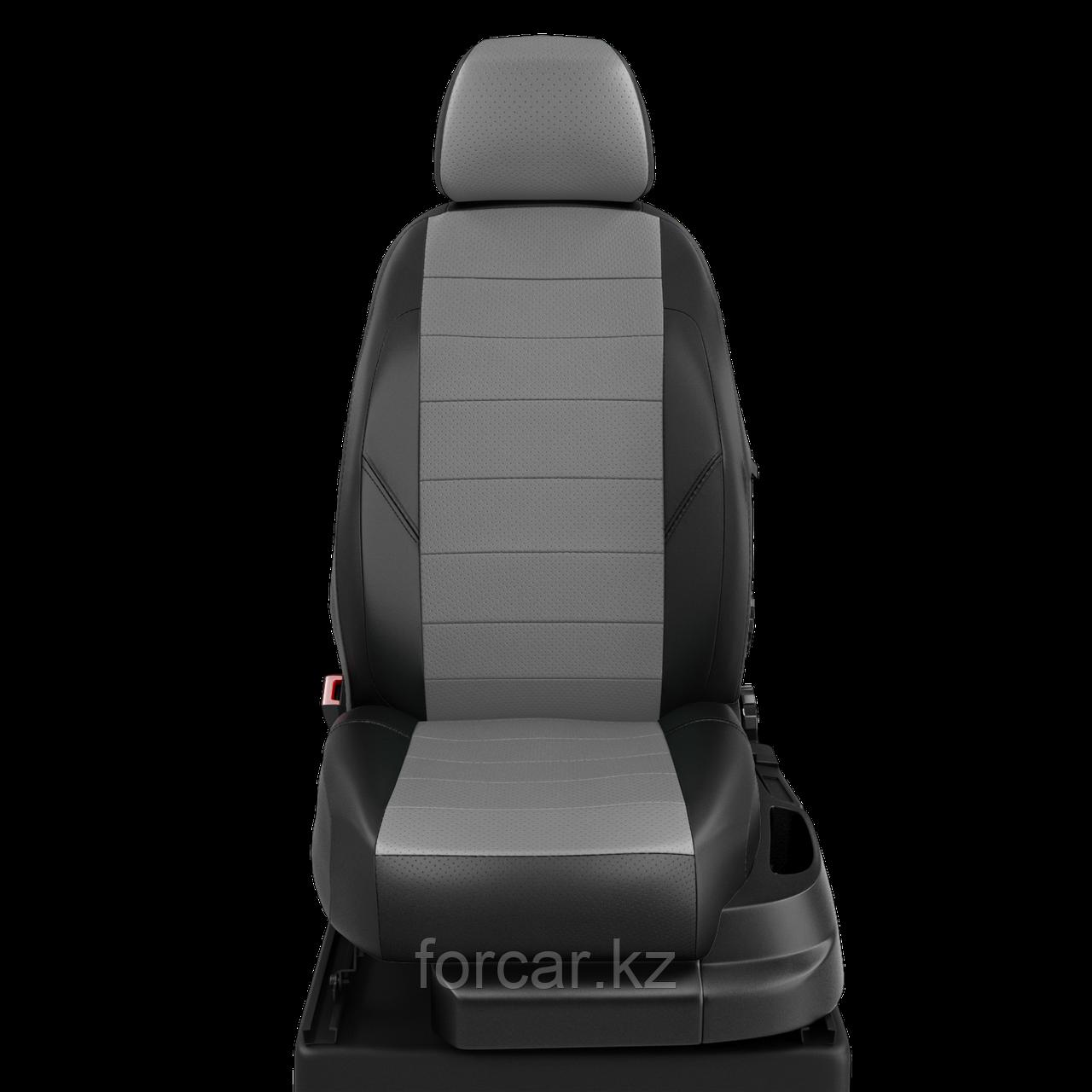 Авточехлы для Nissan Qashqai с 2014-н.в. джип 5 мест