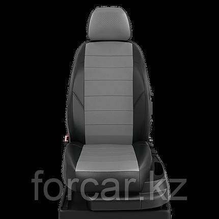 Авточехлы для Nissan Qashqai с 2014-н.в. джип 5 мест, фото 2
