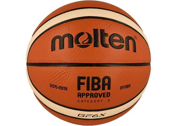 Баскетбольный мяч Molten GG6X, фото 2