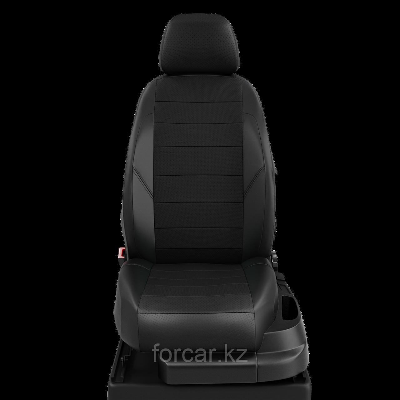 Авточехлы для Hyundai Solaris с 2017-н.в. седан, хэтчбек