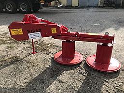 Косилка роторная L-1,25m Wirax Польша (цепной привод), фото 2