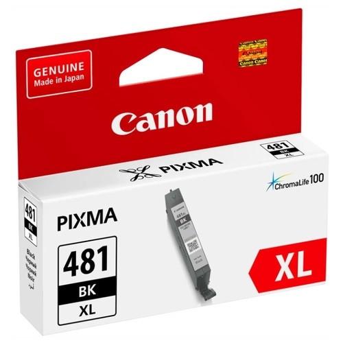 Canon 2047C001 Картридж CLI-481XL BK черный, ресурс 3100 стр.