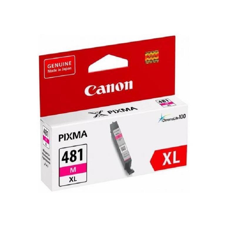 Canon 2045C001 Картридж CLI-481XL M  пурпурный, ресурс 515 стр.