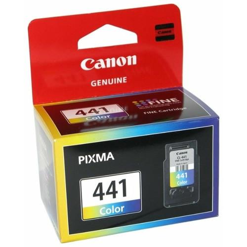 Canon 5221B001 Картридж CL-441CMY цветной (голубой, пурпурный, жёлтый), ресурс 180 стр