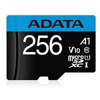 A-Data UHS-I A1 flash карта (AUSDX256GUICL10A1-RA1)
