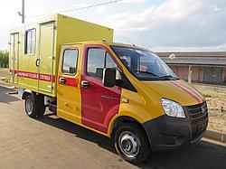 Специализированный автотранспорт на базе ГАЗ