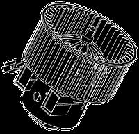 Мотор отопителя AD-MC02 / MC140940 CANTER 96~ 12V !