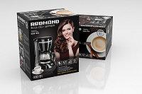 Кофеварка Redmond RCM-1510 черный, фото 3