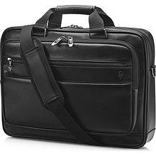 "HP 6KD09AA сумка для ноутбука 15,6"" Executive Leather Top Load Кожаная"