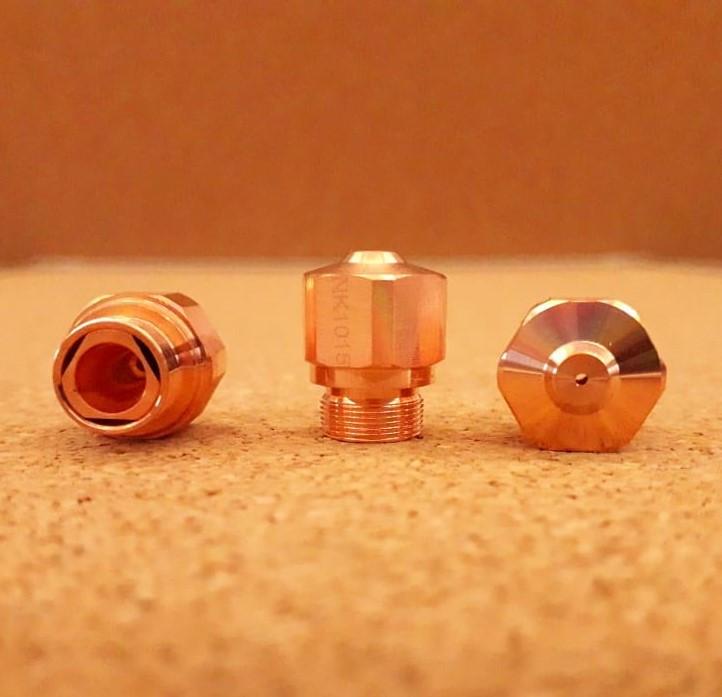 Сопло двойное 1.5 мм для Unimach лазерных станков
