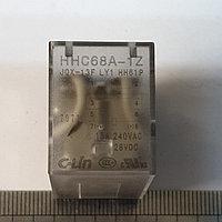 Реле 12VDC 1 группа контактов 15А HHC68A-1Z